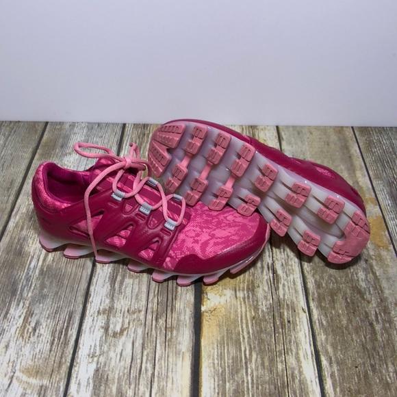 adidas springblade scarpe rosa poshmark